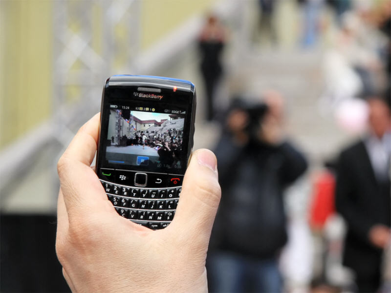 BlackBerry squishes rumours it is being bought by Samsung