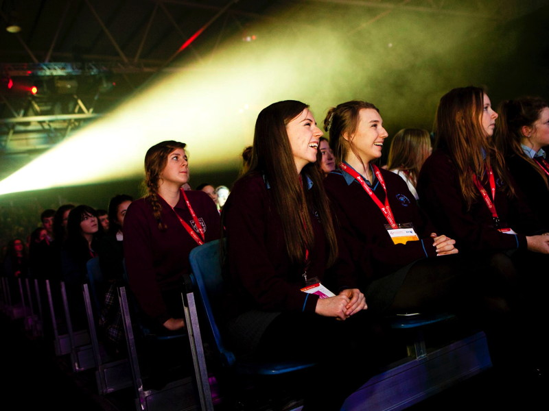 BT Young Scientist & Technology Exhibition reveals healthy turnout of women scientists
