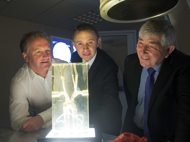 Galway med-tech company Capsos raises €2.2m from AIB Seed Capital