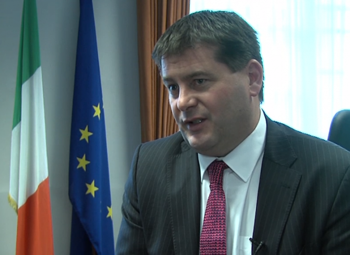 Tune in for Periscope interview with Data Protection Minister Dara Murphy