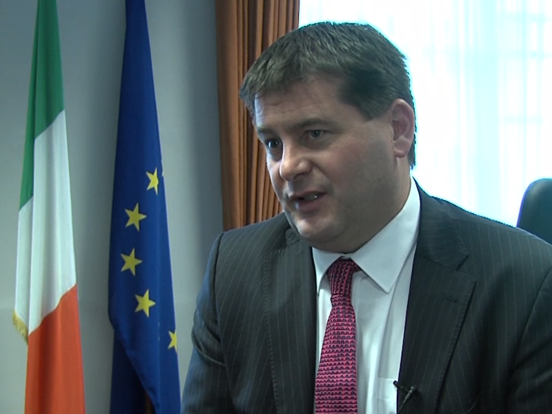 The Interview: Data Protection Minister Dara Murphy TD (video)