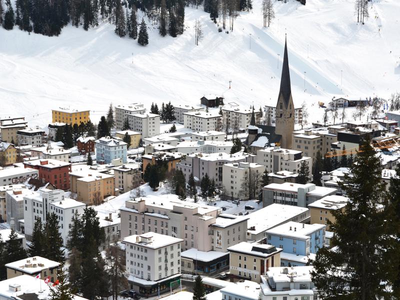 The digital revolution needs a trust revolution, tech leaders tell Davos