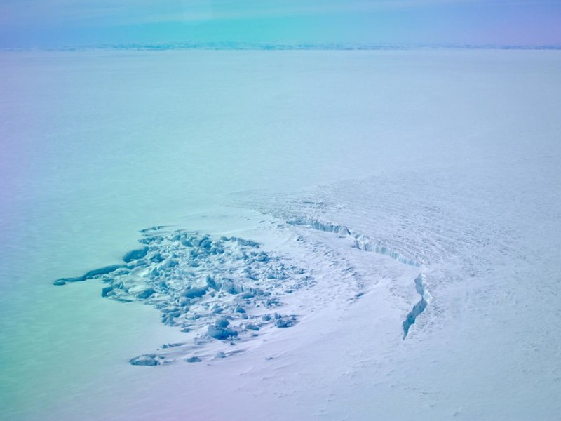 Greenland's ice is melting from beneath – researchers