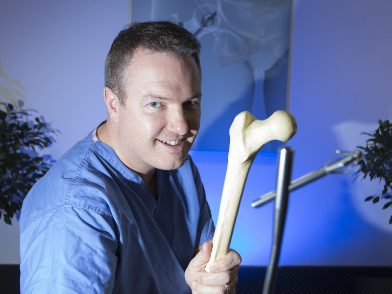 Dublin inventor's magic fix for hip fractures gains US patent