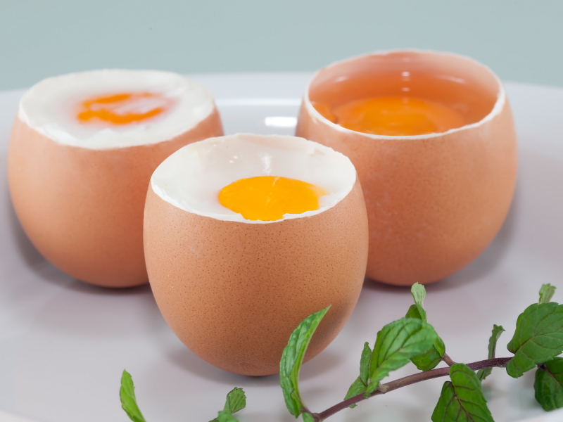 Scientists unboil egg – a  wee step forward for cancer treatment … and cheese makers