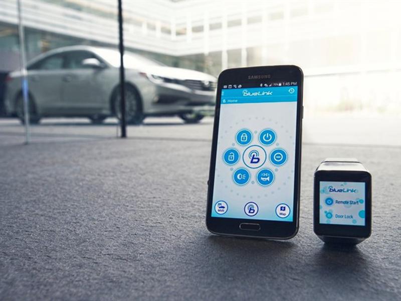 Hyundai annouces new smartwatch app