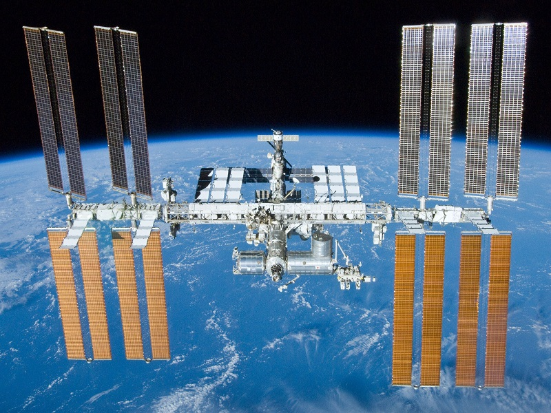 ISS astronauts evacuated to Russian capsule after ammonia leak (update)
