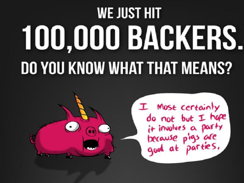 Exploding Kittens: The Kickstarter phenomenon that has broken all records
