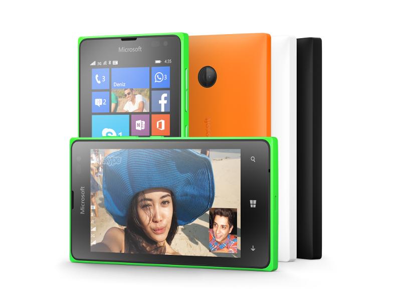 Microsoft reveals more sub-US$100 smartphones: the Lumia 435 and Lumia 532