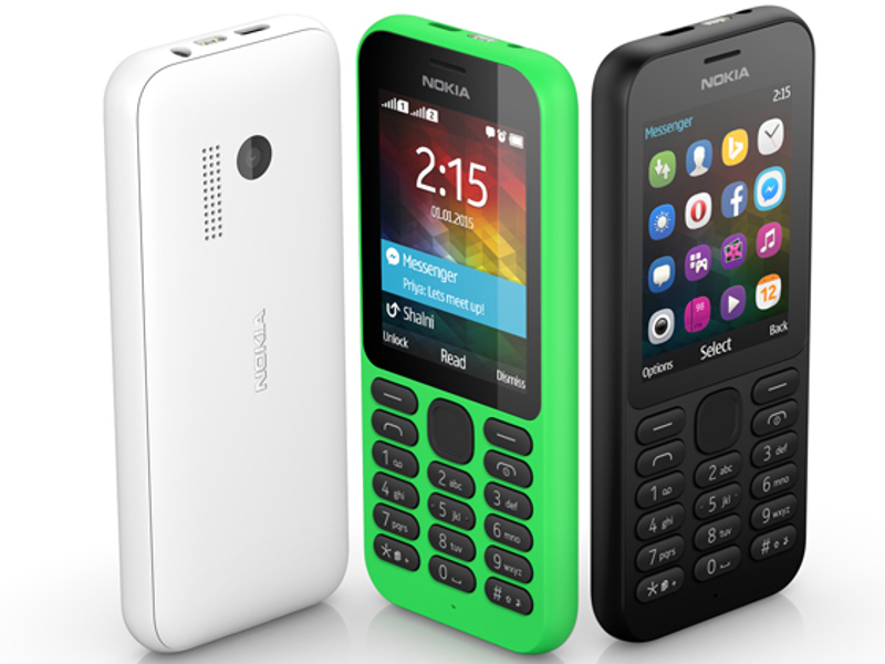 Microsoft wants to connect the world – reveals a new sub-€25 Nokia smartphone