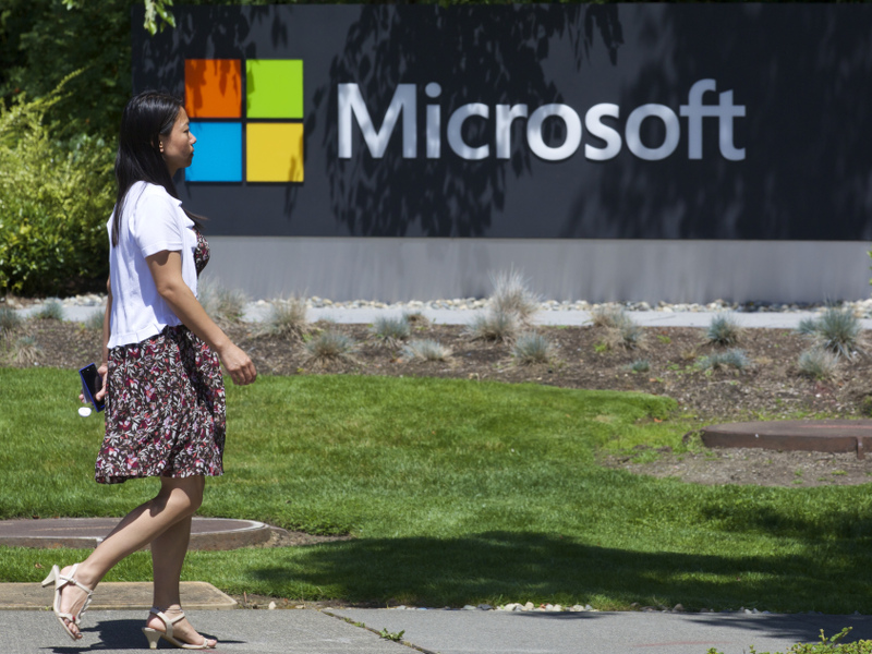 Microsoft's detailed diversity numbers – welcome news, same old story
