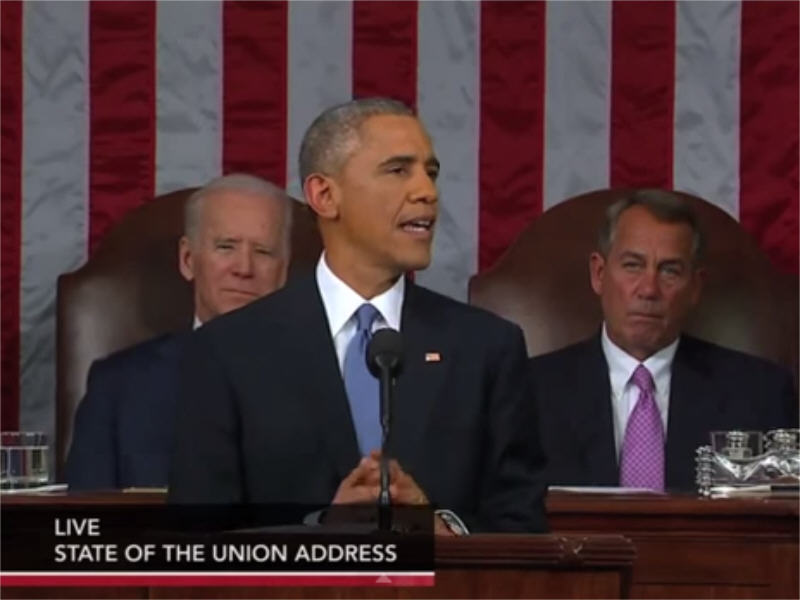 Gigglebit: Obama's State of the Nation address gets Auto-Tuned (video)