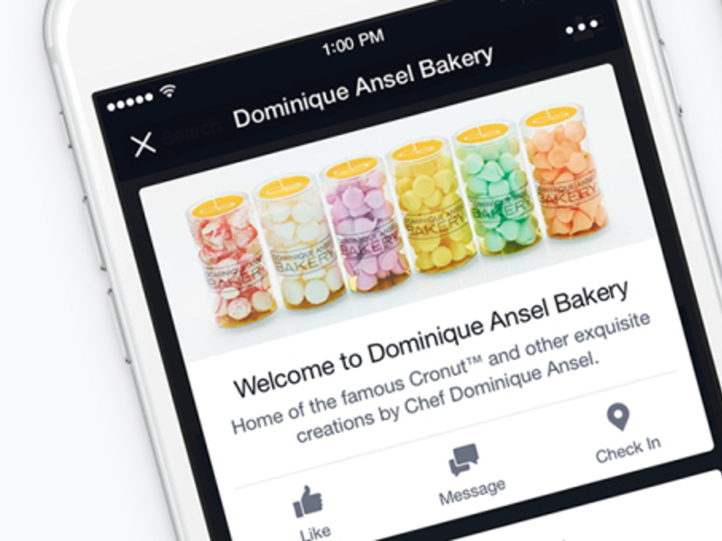 Facebook will now display location-specific 'Place Tips' in users' news feeds