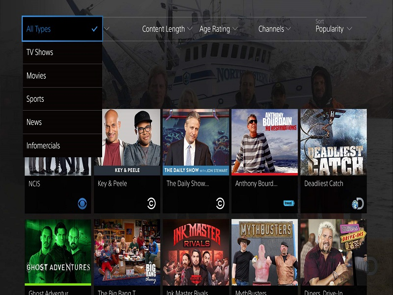 Sony to launch TV streaming service PlayStation Vue in Q1 2015