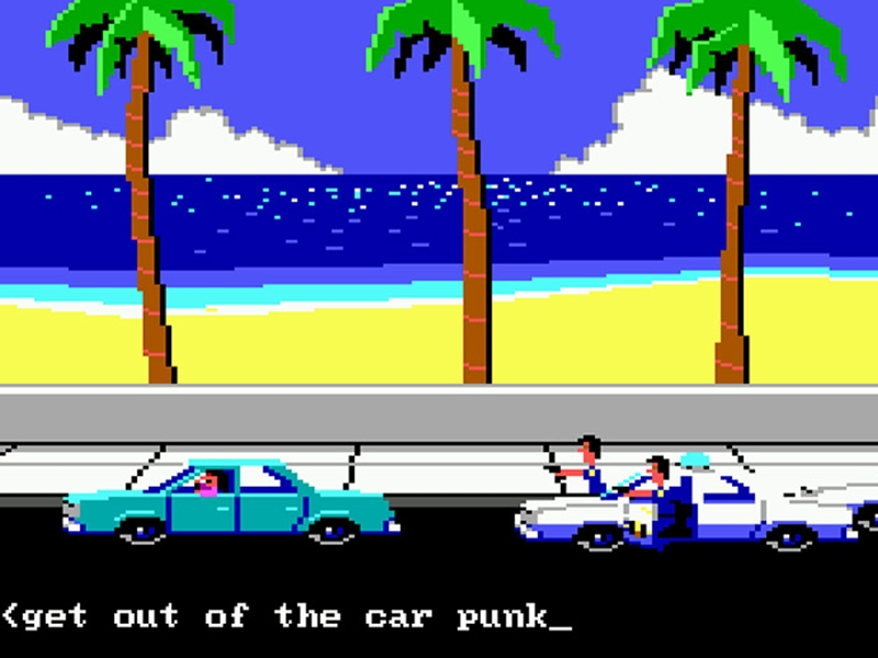 Scrolling Pixels: 'True Detectives' – The Police Quest series
