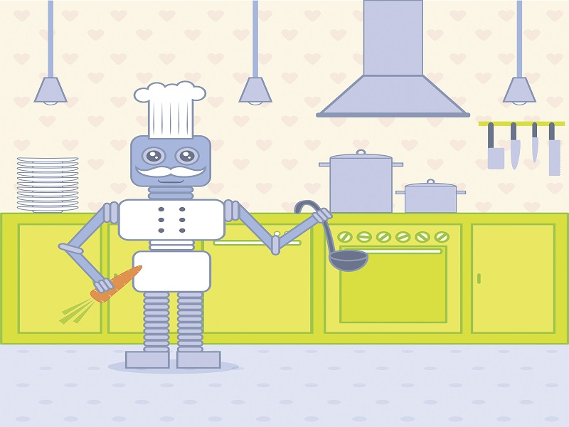 New algorithm developed to make house robots better cleaners
