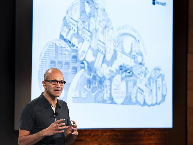 Microsoft hits US$26.5bn revenues in Q2 – momentum driven by cloud and devices