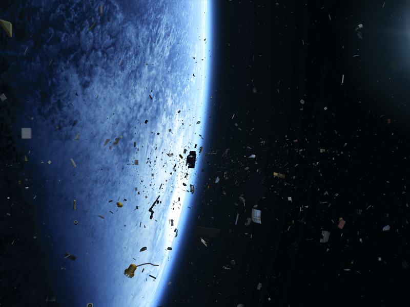 Space Jammed: Satellite stakeholders meet to agree on a rubbish idea