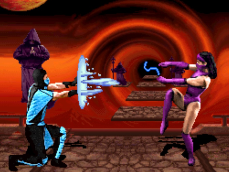 Gigglebit: Become a real life Sub Zero from Mortal Kombat, sort of…