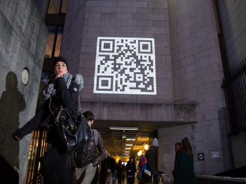 Trinity College QR code catches worldwide attention for data protection