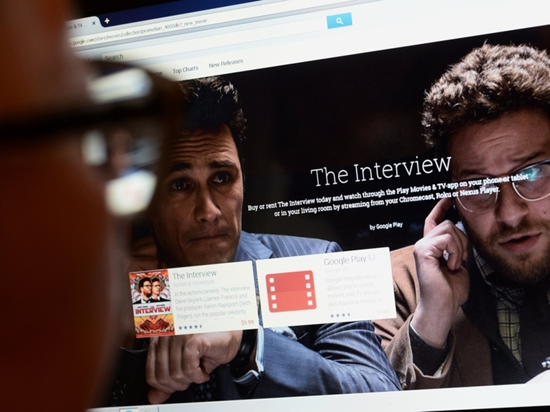 The Interview to be made available on Netflix in the US and Canada