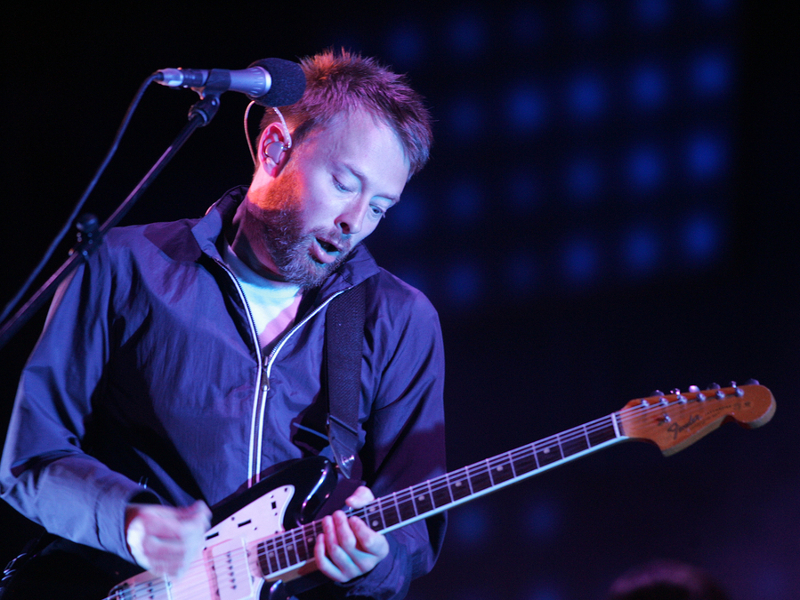 Has Thom Yorke just become the saviour of music? Makes US$20m from legal downloads