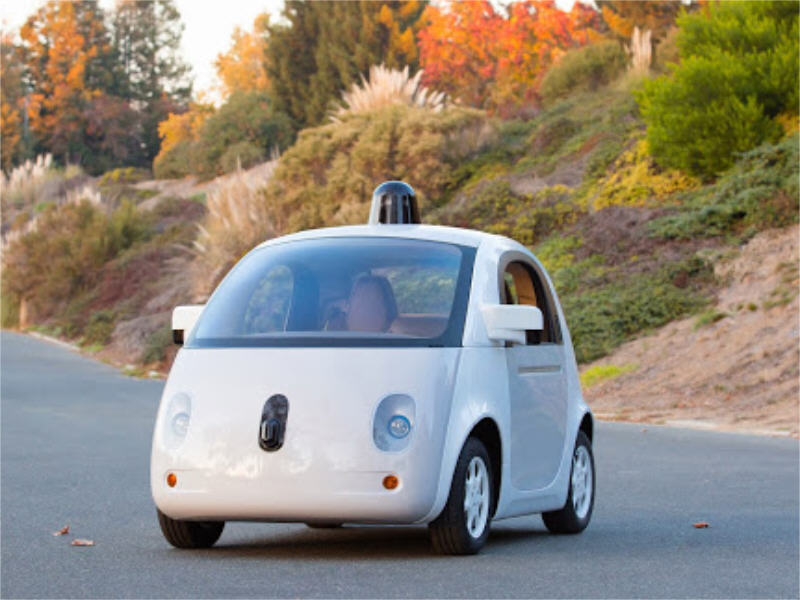 Google in talks with motor giants to bring self-driving cars to market by 2020
