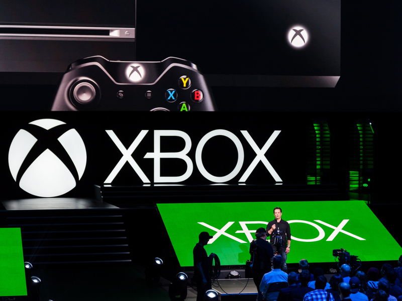 Xbox One outsold the PlayStation 4 in the US over Christmas