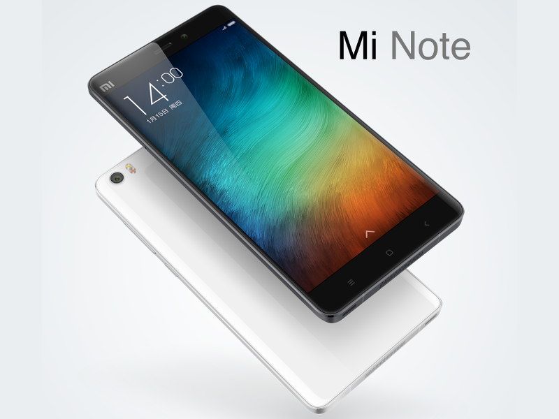 Xiaomi excites Chinese smartphone market with Mi Note phablets