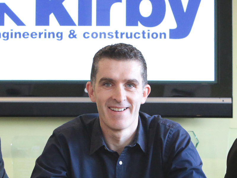 The five minute CIO: Adrian Harte, Kirby Group