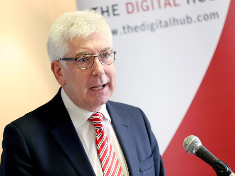 The Interview: Alex White, TD, Ireland's Minister for Communications