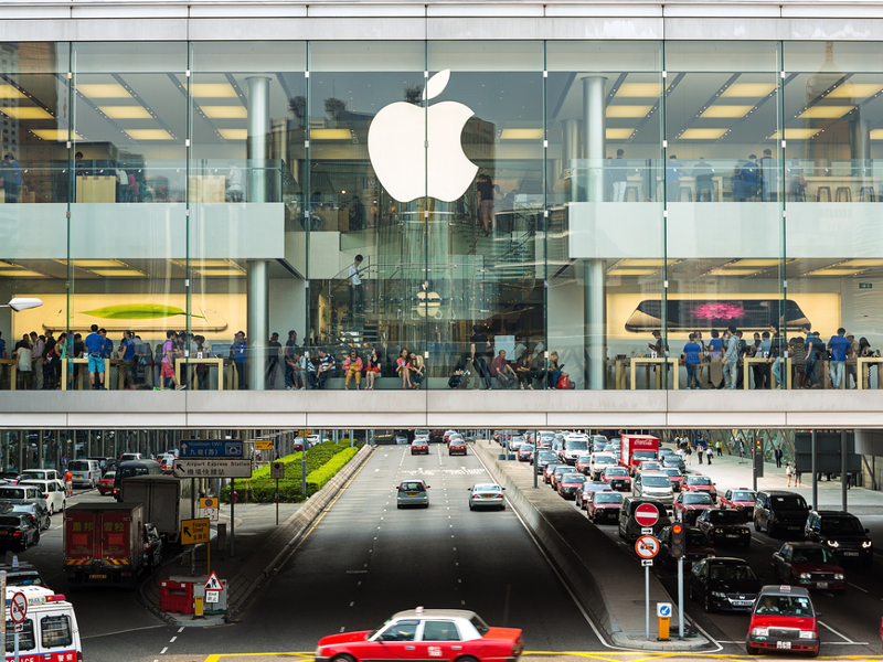 Why an electric car could be Apple's biggest disruption yet