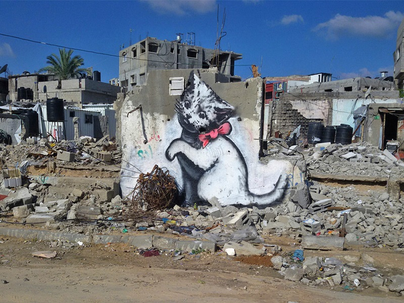Viral videos of the week: Llamas on the llam, Banksy and Christina Aguilera