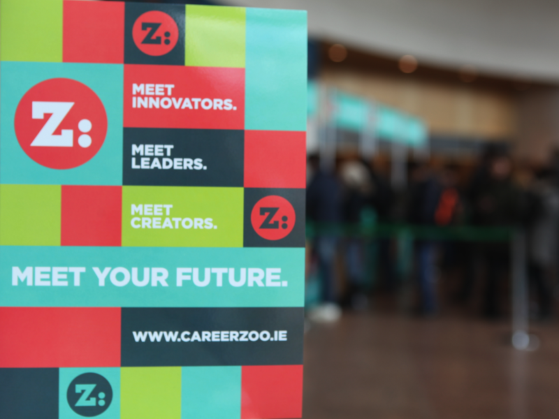 Career Zoo: The changing diversity within tech (video)