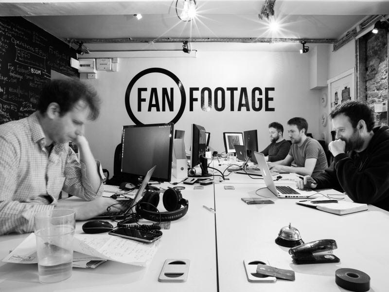 Tech start-up of the week: FanFootage