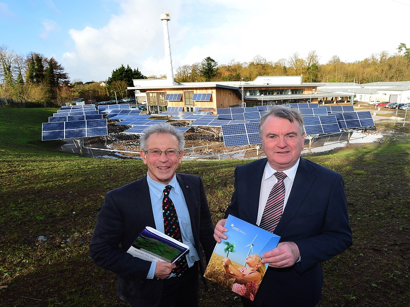 Ireland's largest renewable energies research centre begins cross-border work