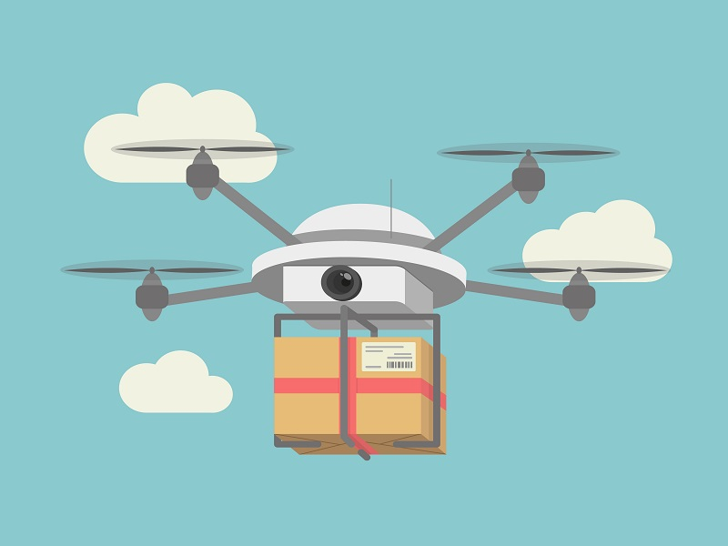 Alibaba testing its own drone delivery service … that only delivers tea