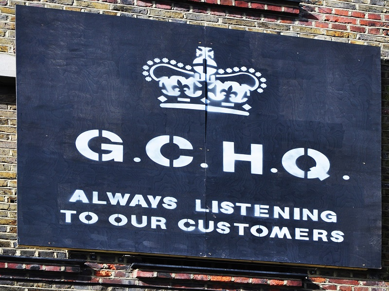 Find out if GCHQ spied on you with new website