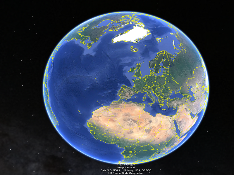 US$399 Google Earth Pro for businesses now completely free