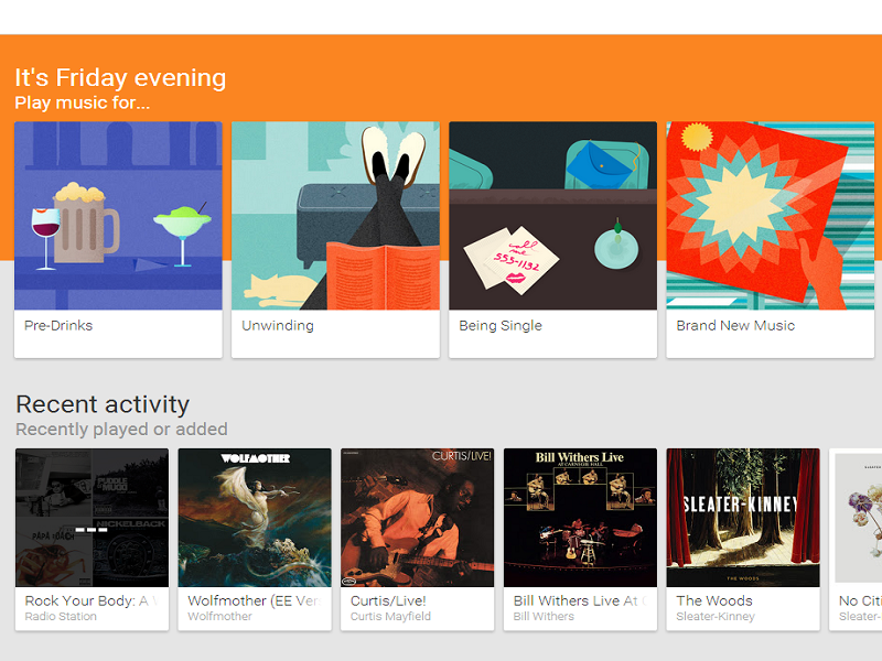 Concierge offers Google Play Music listeners a human touch (review)