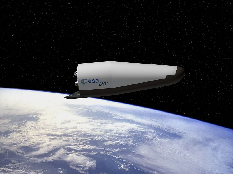 Europe's first 'spaceplane' ready for takeoff (updated)