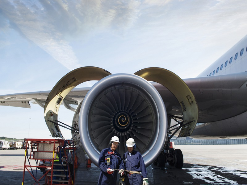 Aerospace industry a fan of world's first 3D-printed jet engine