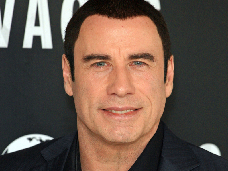 Gigglebit: John Travolta's creepy Oscar appearance is immortalised in memes