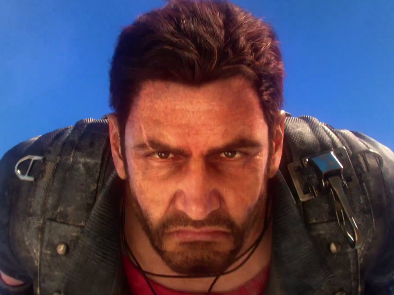 Avalanche Studios' Just Cause 3 trailer boasts seriously detailed facial animation