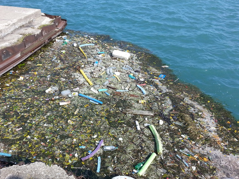 Report shows we're pouring 8m tonnes of plastic into our oceans every year
