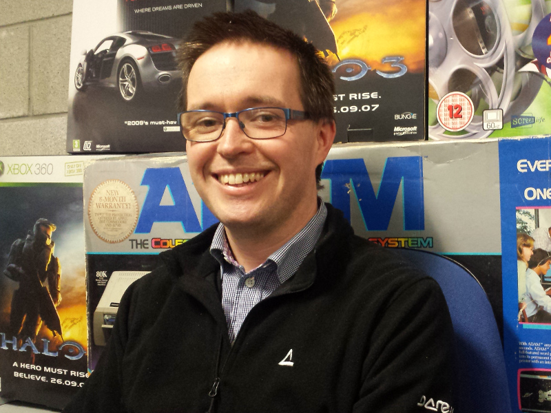 The Interview: Dr Liam Noonan from Games Fleadh 2015
