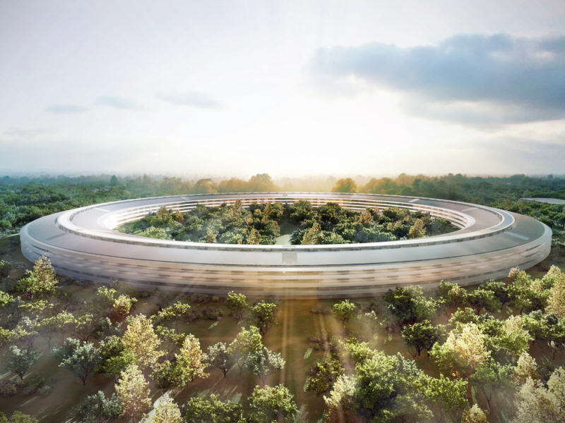 Apple to build a giant US$848m 130 megawatt solar farm in California