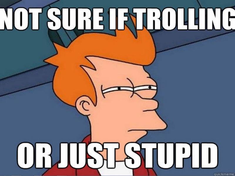 Gigglebit: How not to handle trolling 101