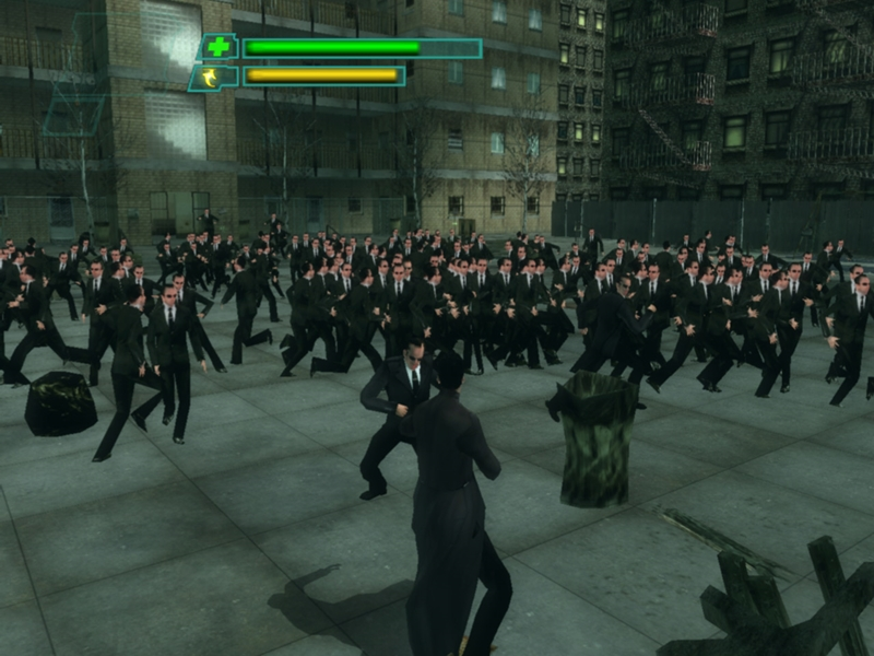 Scrolling Pixels: How bad are The Matrix video games, really?