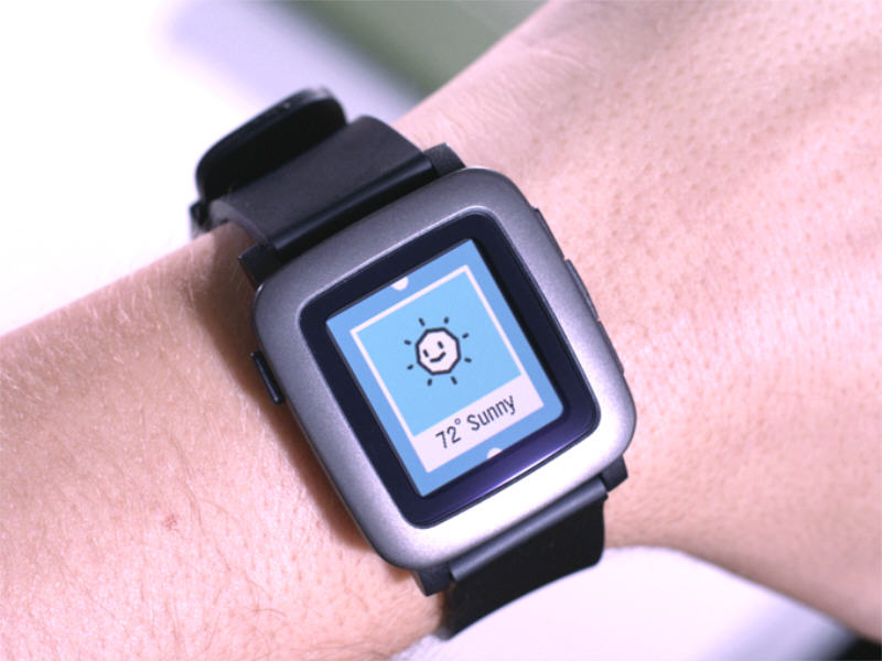 Pebble surpasses US$7.7m in Kickstarter campaign for new smartwatch in just 12 hours